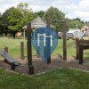 Columbus - Outdoor Exercise Gym - Worthington Hills Park