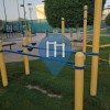 Doha - Calisthenics equipment - Khalifa International Tennis and Squash Complex