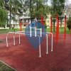 Košice - Calisthenics Park - Katkin Park