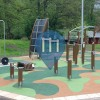 Helsingborg - Outdoor Gym for Fitness - Folkets Park