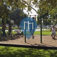 Seattle - Street Workout Park - Bataan Park