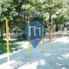Tennōji-ku - Pull Up Bars -  Sanadayama Park