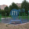 Brno-Bystrc - Street Workout Park - RVL 13