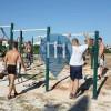 Pula - Street Workout Park - Veruda Porat