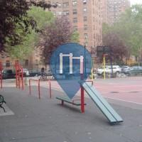 New York City - Calisthenics Gym - Cherry Clinton Playground
