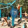 Kiev - Kachalka Outdoor Gym - Hidropark