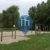 Chambéry - Fitness Trail - Parc du Talweg
