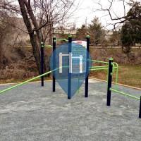 Arlington - Exercise Station - Shirlington Park
