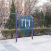 Yinchuan - Outdoor Gym - Shanghai E Rd