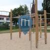 Olfen - Calisthenics Park - Wieschhofschule