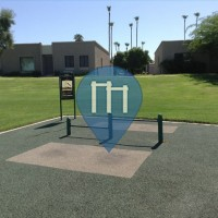 Scottsdale - Outdoor Exercise Park - Chapparral Park