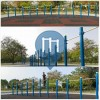 Taichung - Outdoor Pull Up Bars - University of Science and Technology