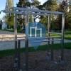 Lausanne - Outdoor Fitness Park - Ctre Sportif Universitaire
