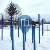 Argeș - Street Workout Park - DJ732