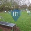 Warburg - Outdoor Gym - Mehrgenerationenpark - Playparc