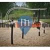 Montreal - Outdoor Fitness Park - Parc Maynard Ferguson