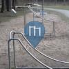 Erlangen - Fitness Trail / Outdoor Calisthenics Park - Bavaria