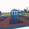 Waterloo - Calisthenics Exercise Stations - Bluevale Collegiate Institute