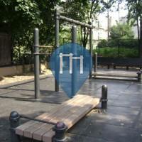 New York (Brooklyn) - Outdoor Gym - Thomas Boyland Park
