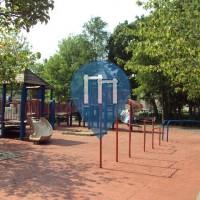 New York (Staten Island) - Outdoor Exercise Park - Lopez Playground