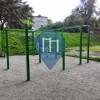 Berdychiv - Calisthenics Park - Park kul'tury
