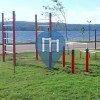 Villa Carlos Paz - Calisthenics Equipment - Embaise San Rogue