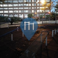 Brooklyn - New York - Adult Workout Area - Oxport Playground