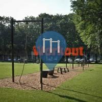 Québec – Street Workout Park – Collège Mérici