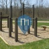 Columbus - Outdoor Exercise Station - Olentangy Park