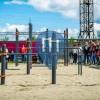 Nizhny Tagil - Outdoor Exercise Park - Stadion