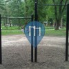 New York City - Calisthenics Fitness Park - Central Park