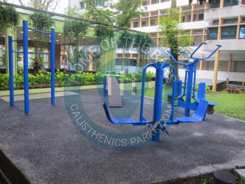 Singapore fitness corner polytechnic