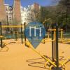 Paris - Outdoor Exercise Station - Square du Clos-Feuquières