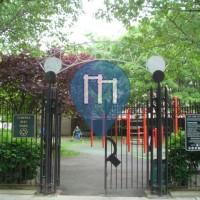 New York City - Street Fitness Area - Corona Golf Playground
