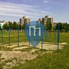 Salihorsk - Calisthenics Training Area - школа no.11